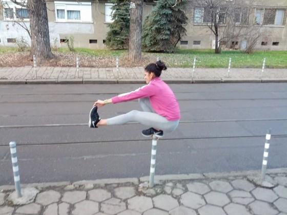 Ines Subashka-pistol squat