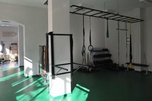 Фитнес зала IFS