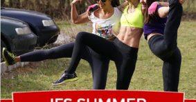 IFS Summer Challenge: Започни днес, влез във форма ЗАВИНАГИ