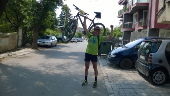Ivo had strength for additional training :)