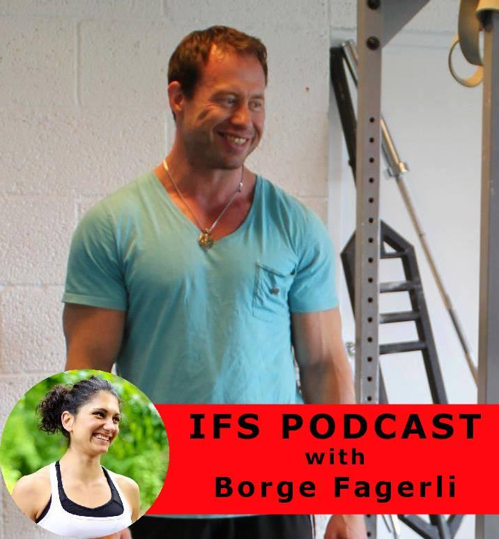 IFS Podcast #9: Борга Фаджерли – Биоритъм диета за забързване на метаболизма