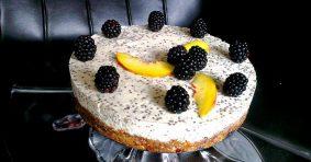 Anniversary Cake – Сурова торта Кокосов Рай
