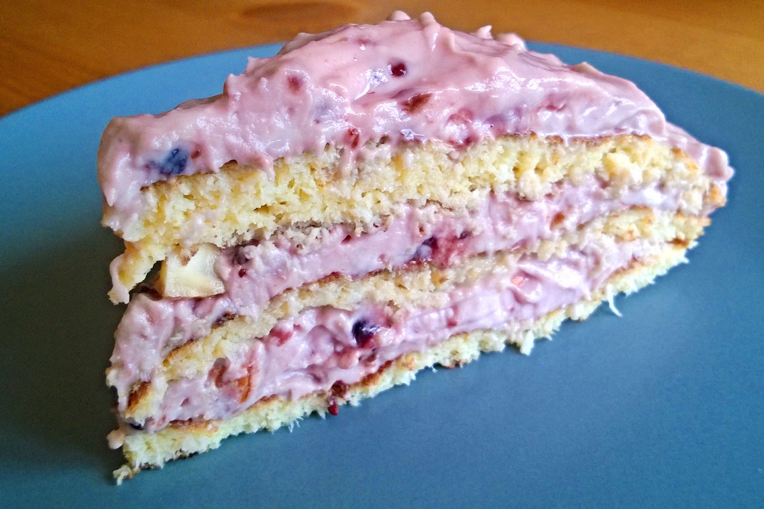 Палачинкова торта – Кала