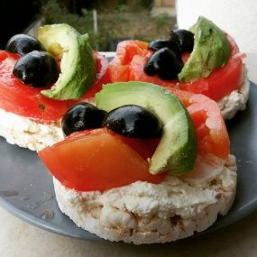 "Healthy Sandwich ""Ines"""