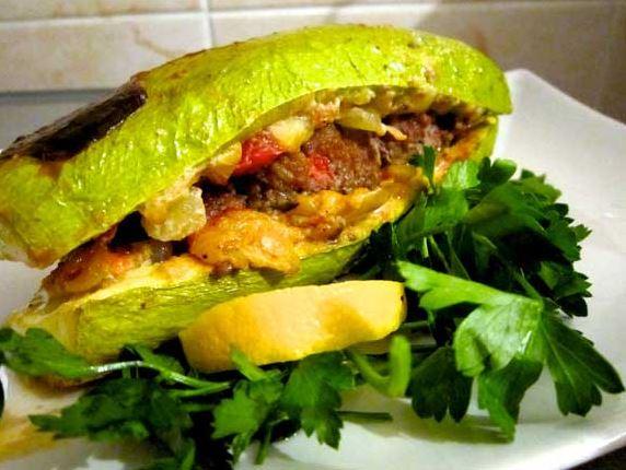 Zucchini-sandwitch