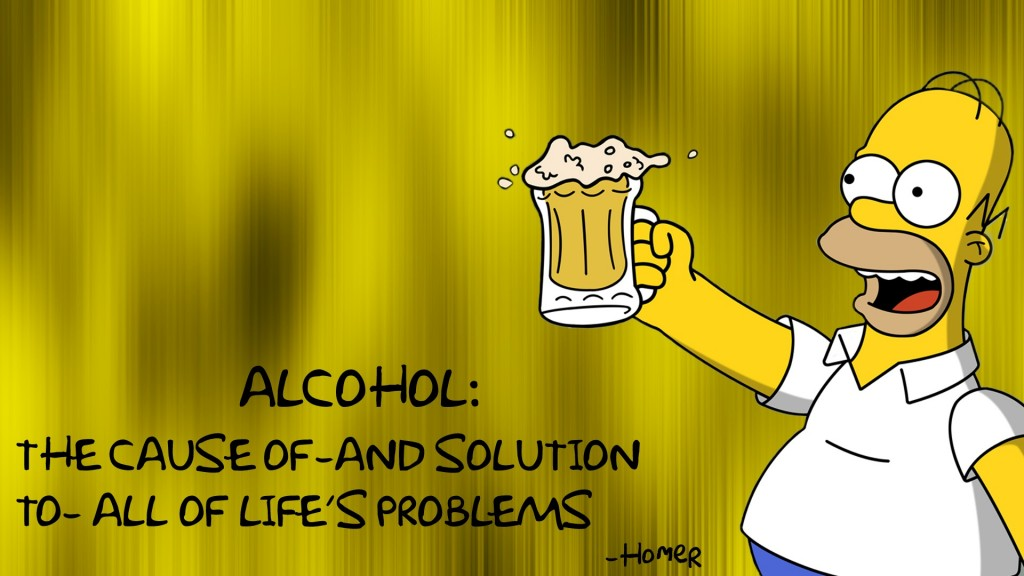alcohol-homer