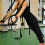 Прекрасната Биляна, която тренира при нас от една година :)