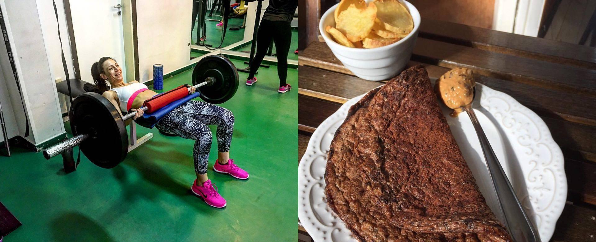 Колко калории горят мускулите и как това оказва влияние върху количеството храна, което ядем