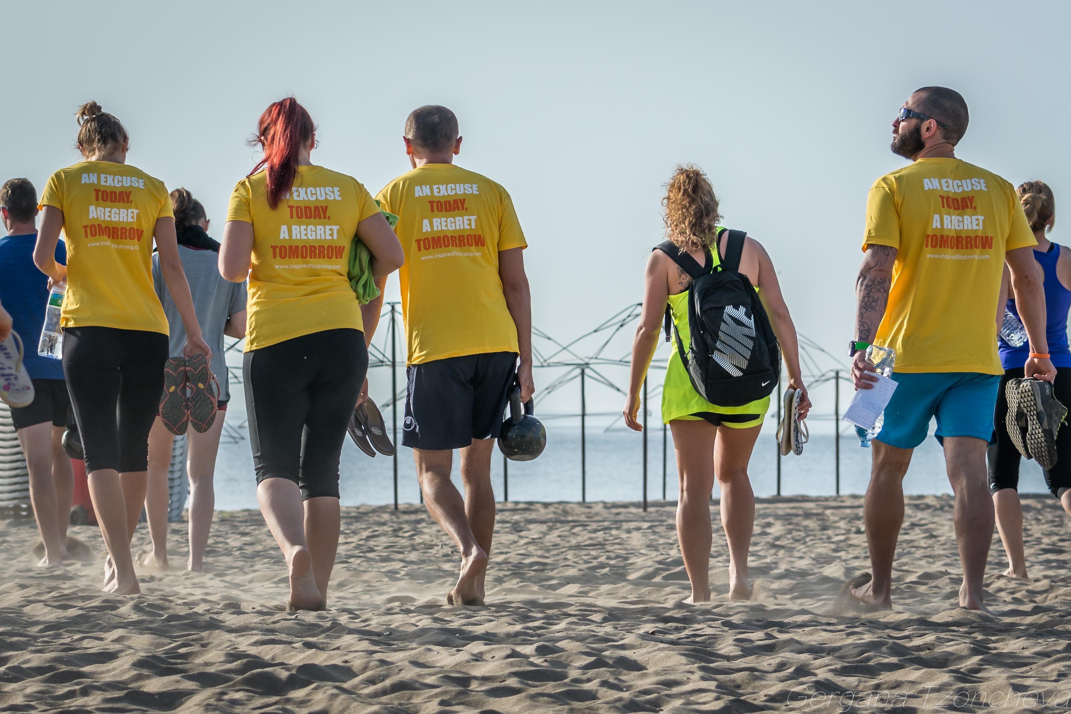 IFS Bootcamp, 22-25 юни – морско приключение в Синеморец