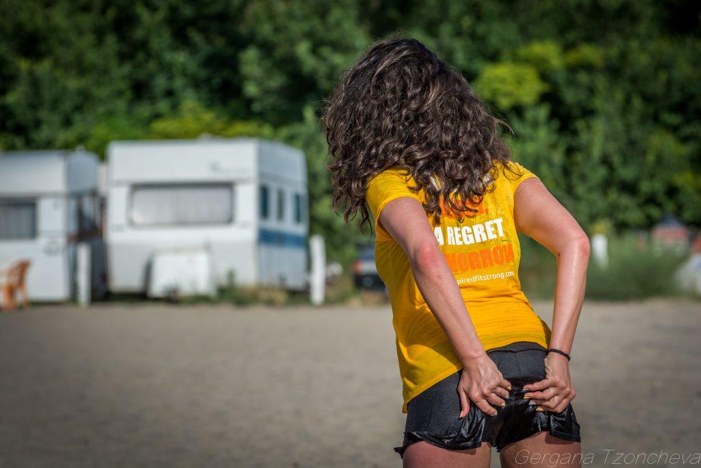 Габриела Субашка, IFS Bootcamp, снимка: Гергана Цончева