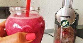 Есенен витаминозен сок срещу настинки и грип