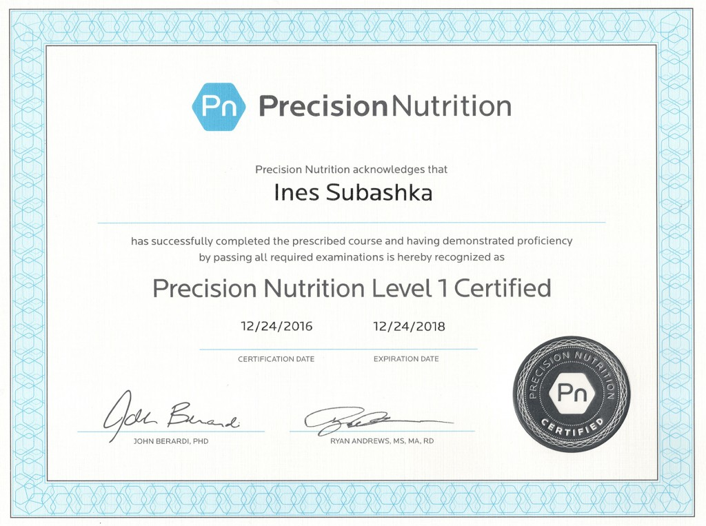 PN Certificate 2