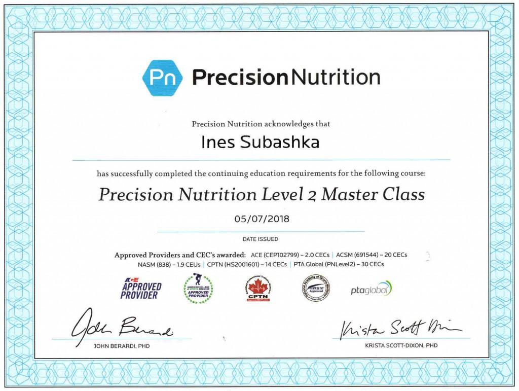 PN Certificate 3