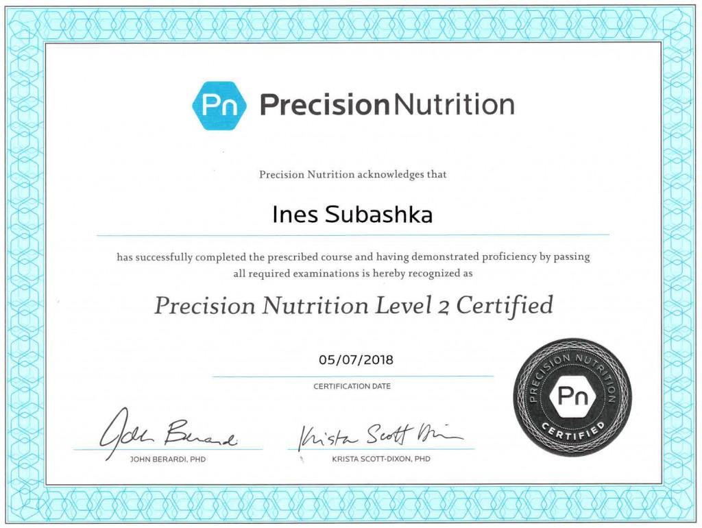PN Certificate 4