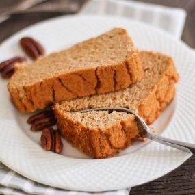 Сладък тиквен хляб за следобедна закуска