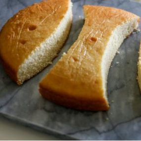 Coconut Easter Bread
