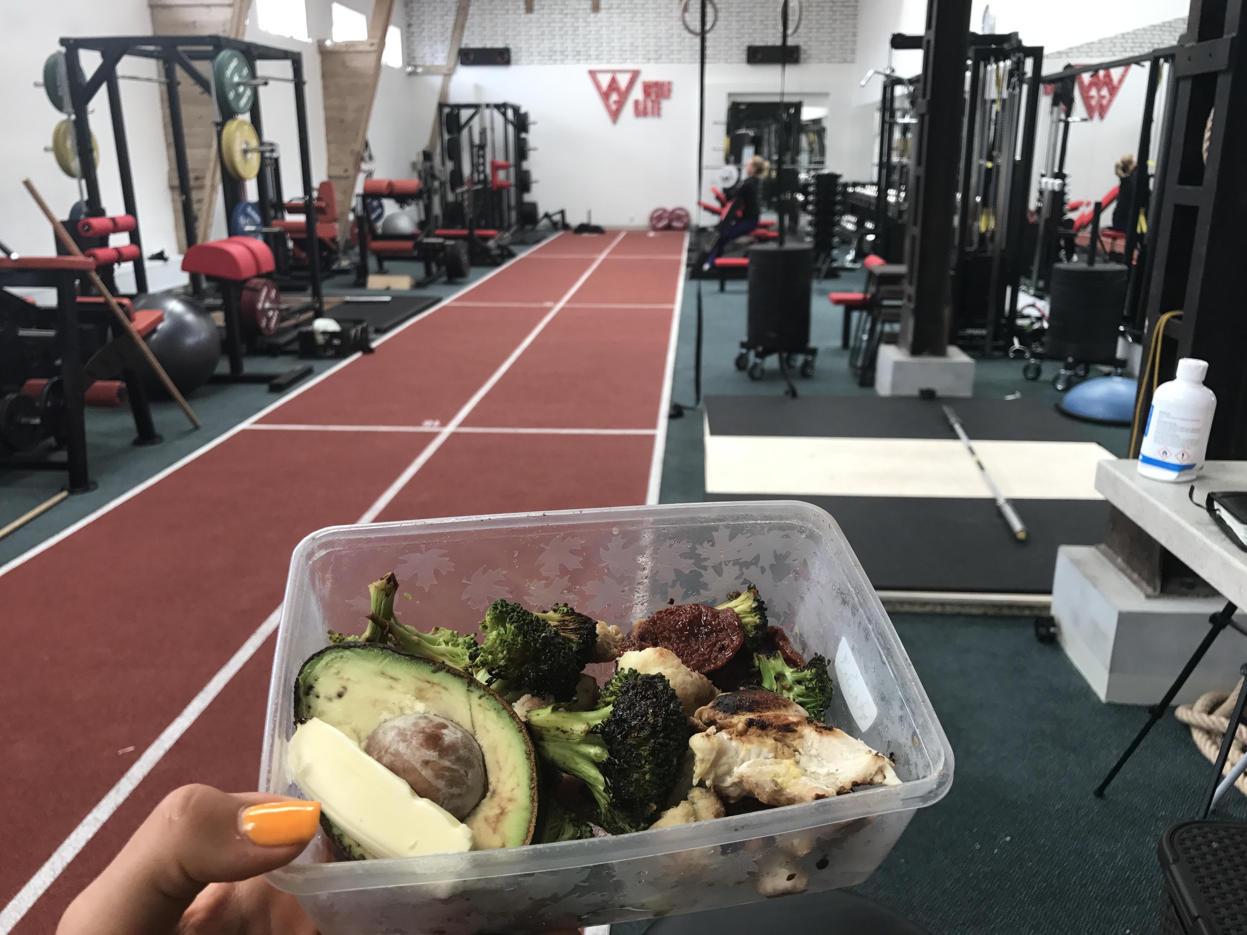 4 неща, които научих за храненето по време на стажа си в Wolf Gate