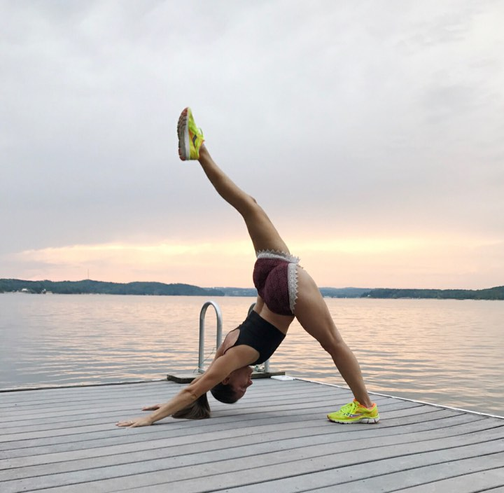 Йога – малко пространство, в което се побира целият ми свят