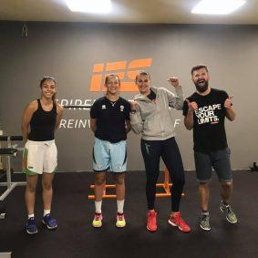 IFS Open Gym – безплатни тренировки в събота (12.01). Очакваме ви!