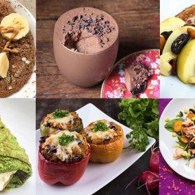 21 здравословни рецепти за всеки ден