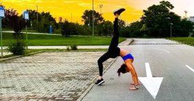 IFS предизвикателство: 30 дни мобилност – упражнения за огъвания назад и мост